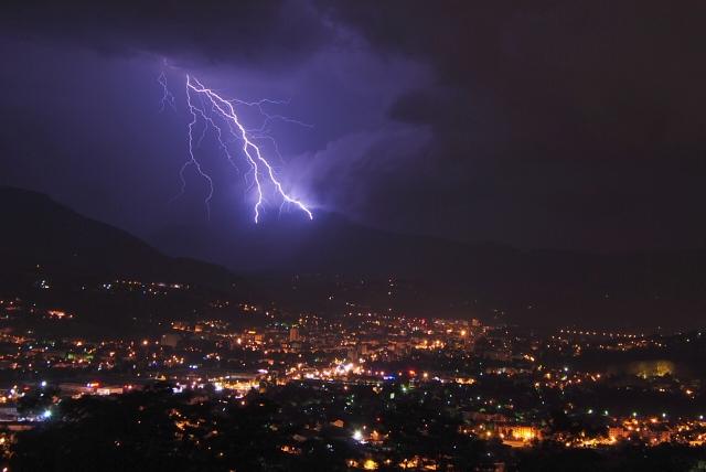 orages du mois de juillet en savoie 2ld73b