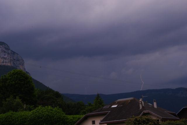 orages du mois de juillet en savoie 34c70a
