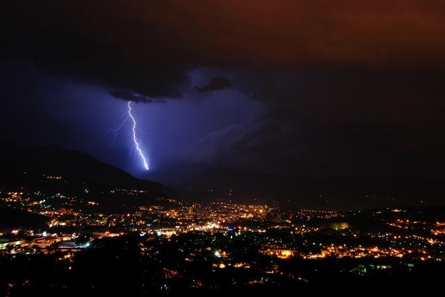 orages du mois de juillet en savoie F7k54g