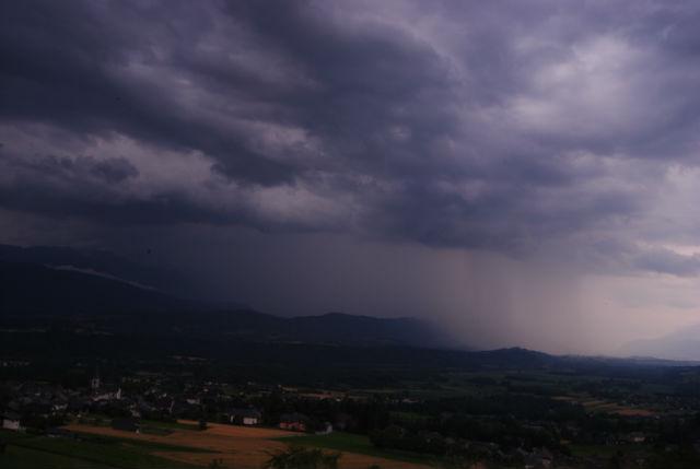 orages du mois de juillet en savoie Ie2137