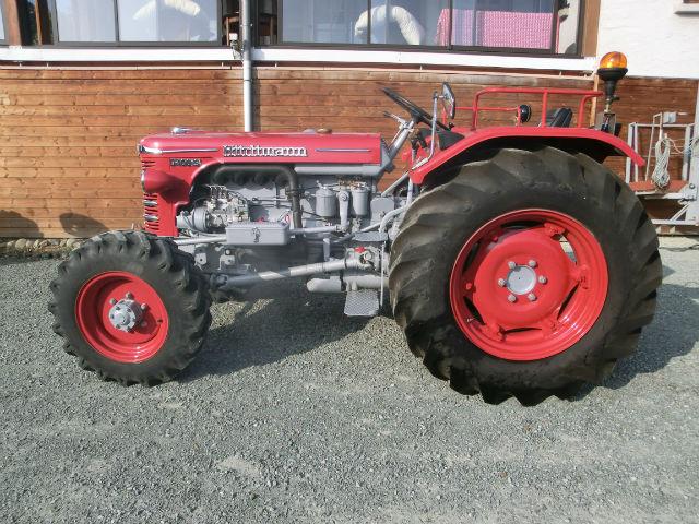 Tracteur HURLIMANN Farsgu