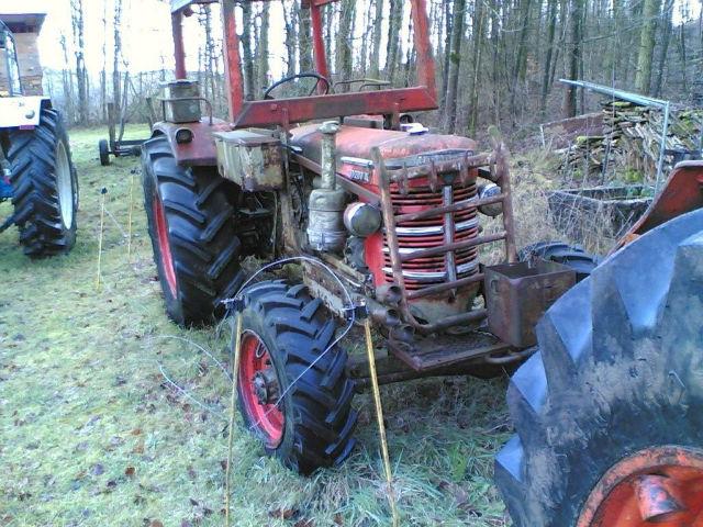 Tracteur HURLIMANN G7w8m5