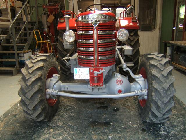 tracteur hurlimann