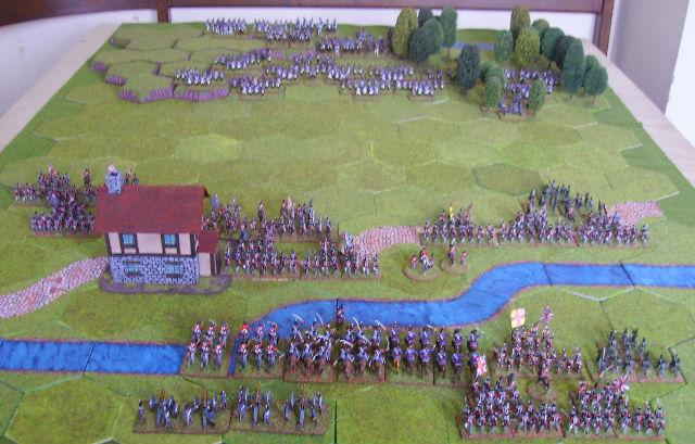 bataille de Vimeiro 1808 avec la règle Tactique O3vw8t