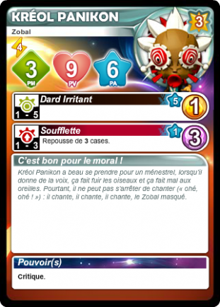 Liste des cartes Français/Anglais/Allemand/Espagnol - Card List French/English/German/Spanish Djwk03