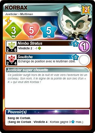 Liste des cartes Français/Anglais/Allemand/Espagnol - Card List French/English/German/Spanish Do81sl