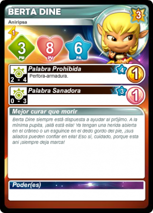 Liste des cartes Français/Anglais/Allemand/Espagnol - Card List French/English/German/Spanish Haowt1