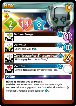 Liste des cartes Français/Anglais/Allemand/Espagnol - Card List French/English/German/Spanish Tdjwcm