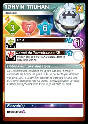 Liste des cartes Français/Anglais/Allemand/Espagnol - Card List French/English/German/Spanish Tlblhf
