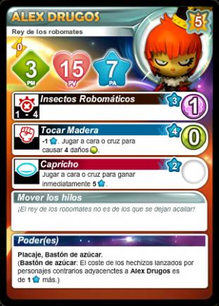 Liste des cartes Français/Anglais/Allemand/Espagnol - Card List French/English/German/Spanish Wgpgs1