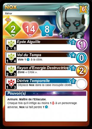Liste des cartes Français/Anglais/Allemand/Espagnol - Card List French/English/German/Spanish Xfoc47