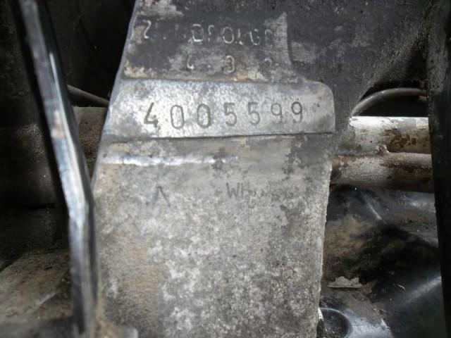 moteur pied moulé de 1965 pas bloqué A7zts1