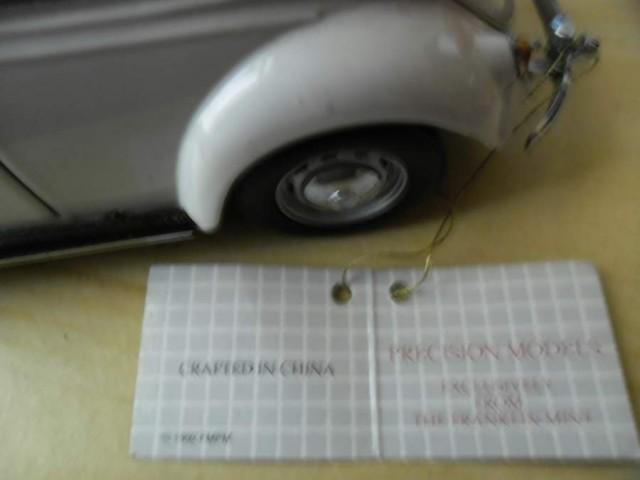 cox 67 franklin mint precision echelle  1/24 Mrd8mp