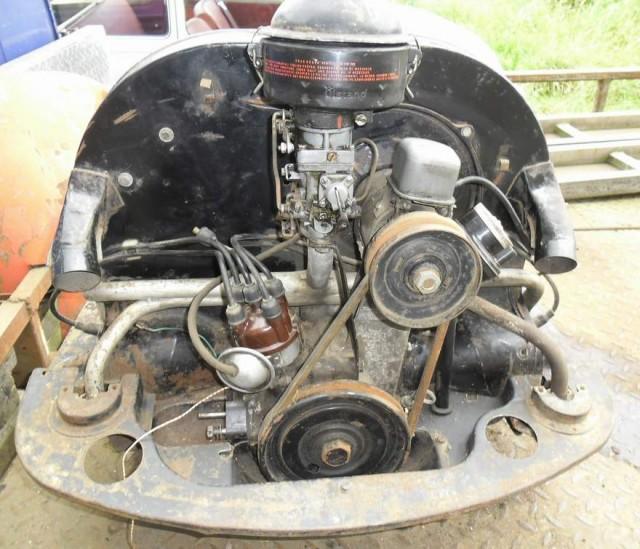 moteur pied moulé de 1965 pas bloqué V6t7cy