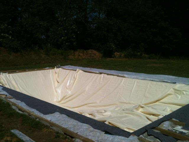 piscine geomembrane sur terre piscines marques