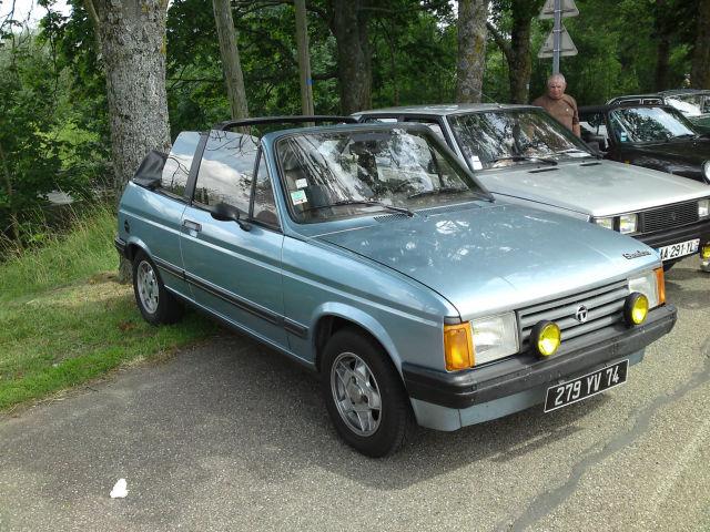 Talbot Samba Cabriolet Aemz5y