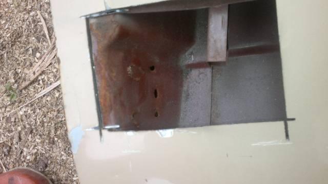 Réparation charnière porte  R1j1se