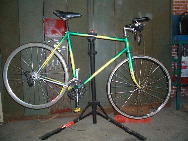 Cyclo cross 6vftds