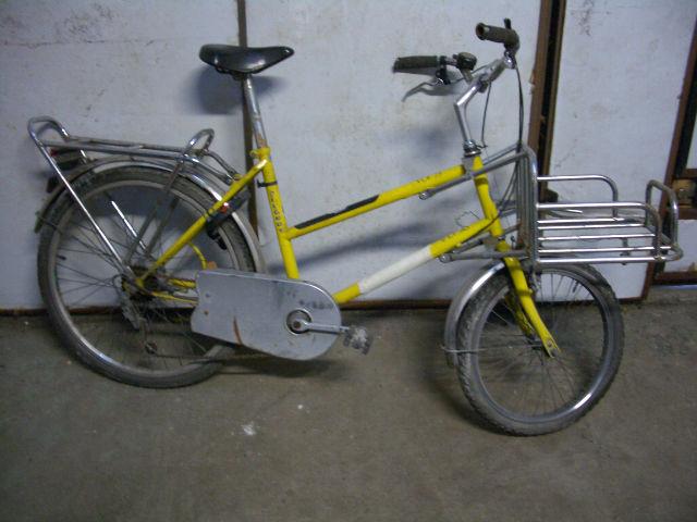 Le vélo du facteur A7gwj0