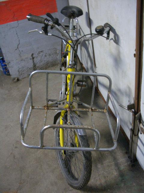 Le vélo du facteur In5ln2