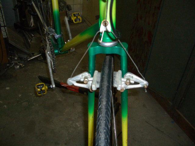 Cyclo cross Td04os