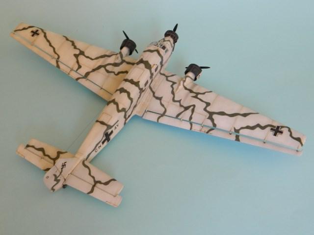 Junkers Ju-52. Italeri 1/72. 01veja