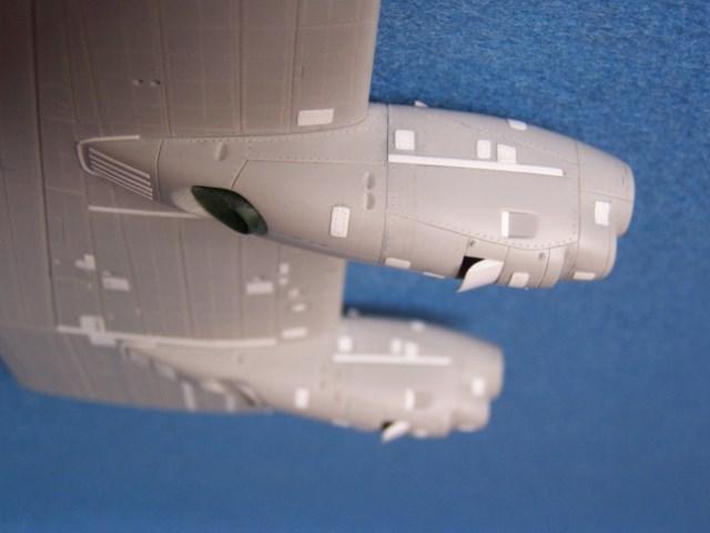 Hercules C-130 H. 078gbp