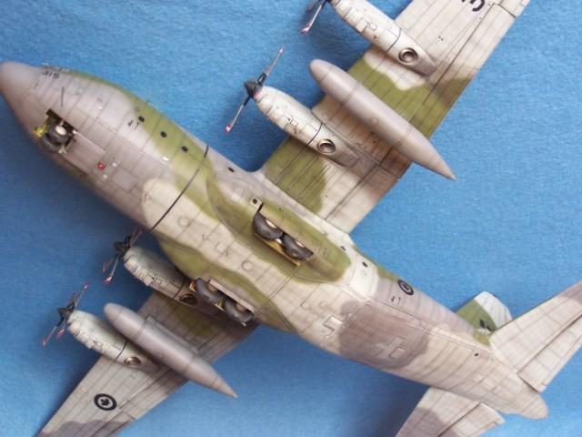 Hercules C-130 H. 4k4bjw