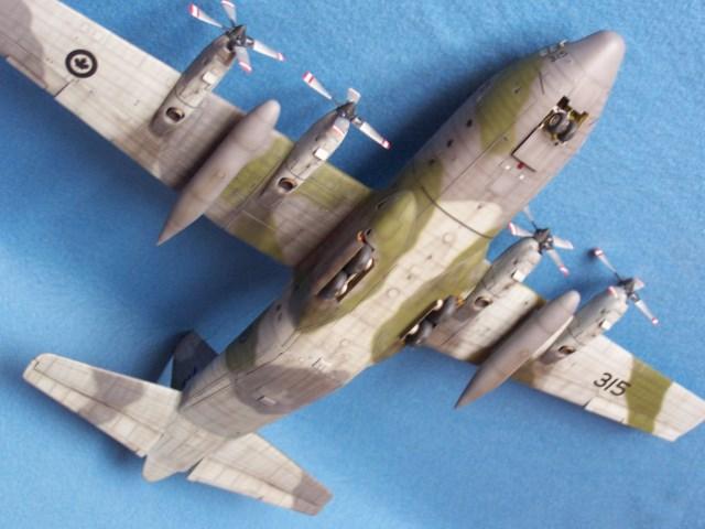 Hercules C-130 H. 4lh2c3
