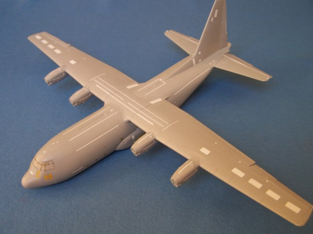 Hercules C-130 H. 7jnklb
