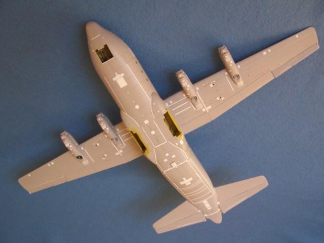 Hercules C-130 H. 8puyab