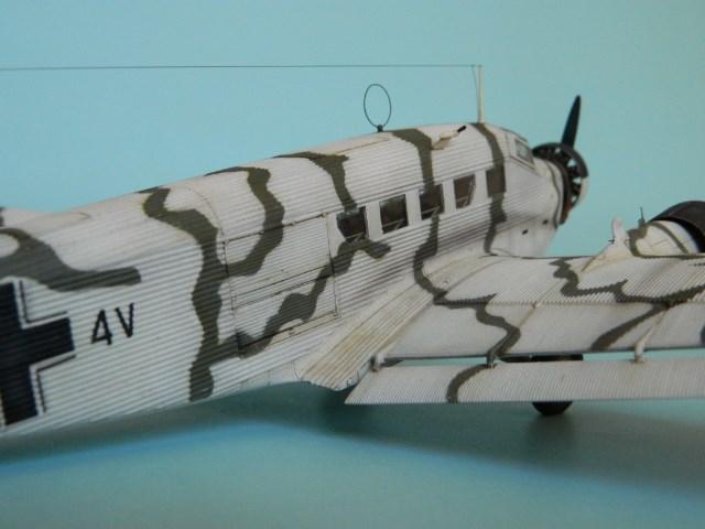 Junkers Ju-52. Italeri 1/72. 9sxhvd