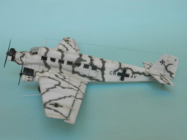Junkers Ju-52. Italeri 1/72. Hi01ah