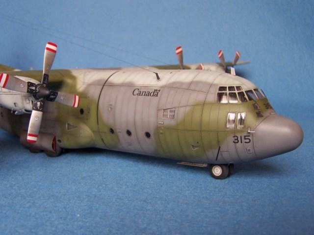 Hercules C-130 H. Ihznot