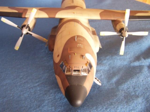 TRANSALL C-160 1/72 N92b0p