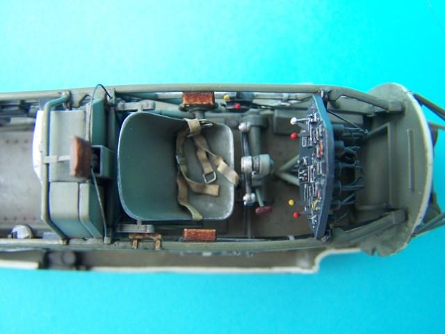 ARADO Ar 196A-3. revell 1/32 Tynas7