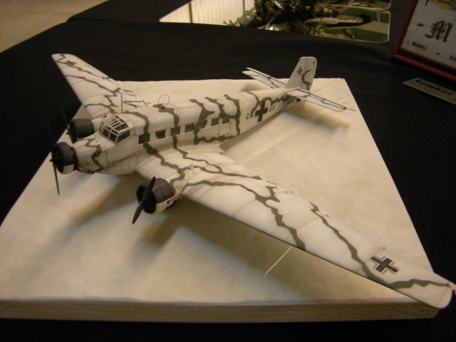 Junkers Ju-52. Italeri 1/72. Vvbtry