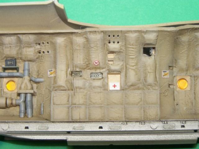 TRANSALL C-160. (1/72 Revell). Zuovjs