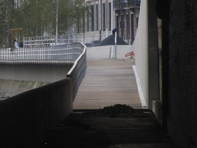 RAVeL 1 Centre (Part 4b) Marchienne-au-pont - Chatelet