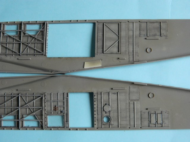 Ju-52. Revell1/48. Dp2oic